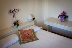 Camera Doppia con letto matrimoniale - Locanda Grifo, albergo a Lenno sul Lago di Como