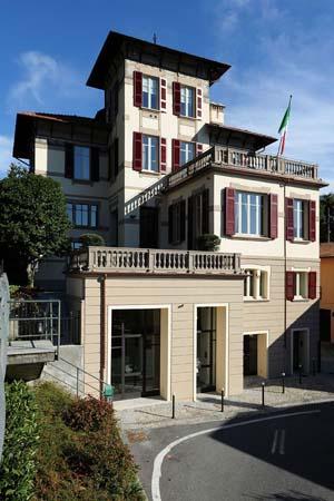 albergo e ristorante tipico sul Lago di Como Locanda Il Grifo di Campo, Lenno - Casa Brenna Tosatto