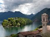 albergo e ristorante tipico sul Lago di Como Locanda Il Grifo di Campo, Lenno - Isola Comacina