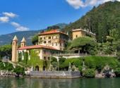 albergo e ristorante tipico sul Lago di Como Locanda Il Grifo di Campo, Lenno - Villa Balbianello