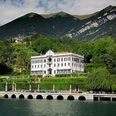 albergo e ristorante tipico sul Lago di Como Locanda Il Grifo di Campo, Lenno - Villa Carlotta